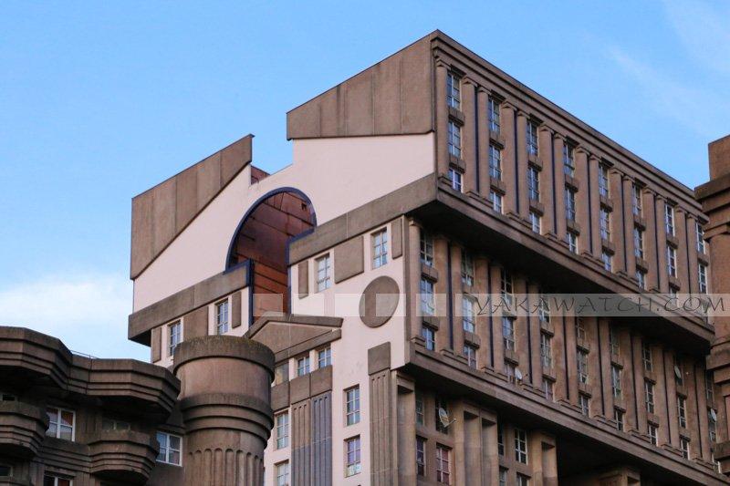 Le Palacio d'Abraxas - Architecte Ricardo Bofill