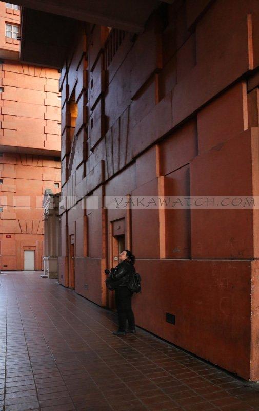 Abraxas - Ricardo Bofill - Architecture - Photo Reportage YakaWatch.com