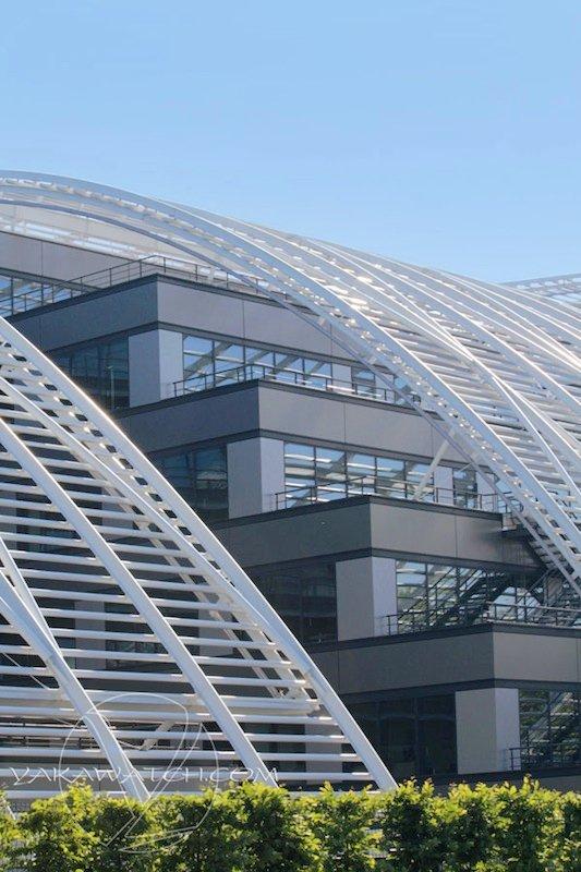 Meudon-Green_Office-Bouygues_Technopole - Photo YakaWatch