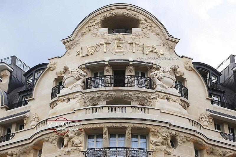 Renaissance de l'hôtel Lutétia Paris