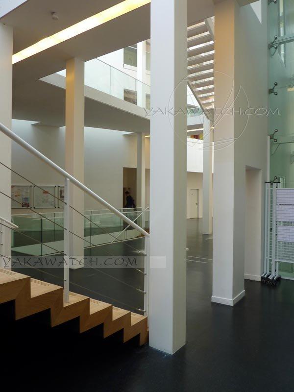 Escalier - Novancia