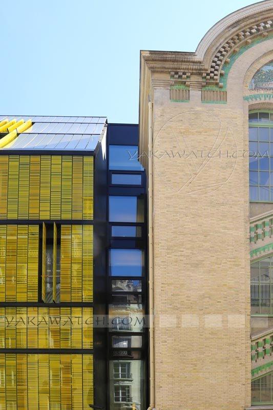 Novancia architecture anachronique ma plume webmag for Ecole superieure du commerce exterieur paris