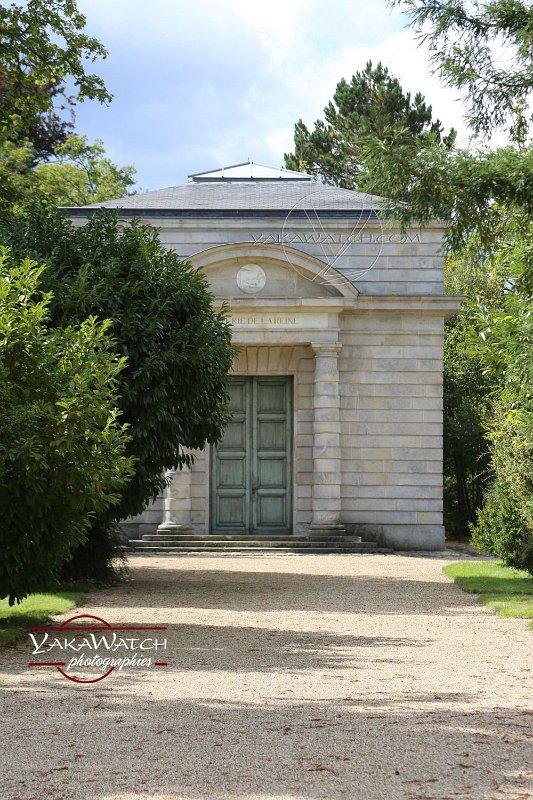La laiterie de la Reine du Château de Rambouillet