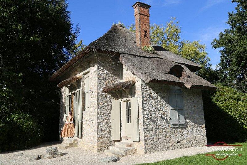 La Chaumière aux coquillages - Fabrique de jardin à Rambouillet