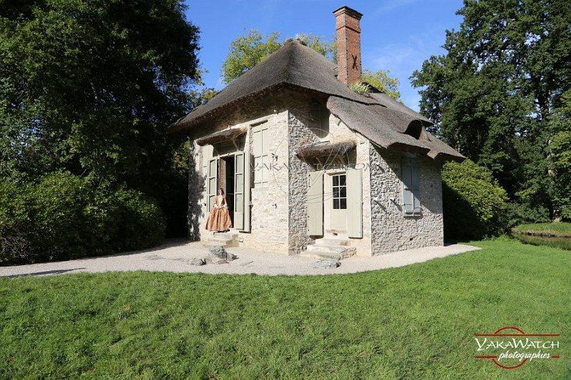 La chaumière aux coquillages - Château de Rambouillet