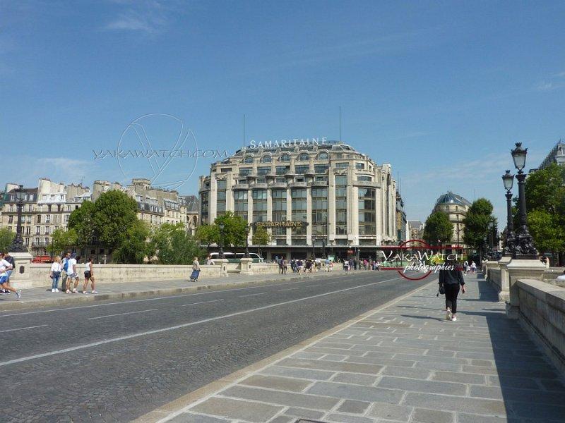 La Samaritaine, témoignage architectural