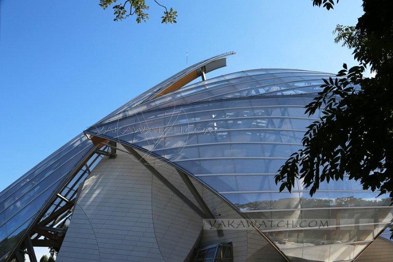 La Fondation Vuitton - Bois de Boulogne - Paris