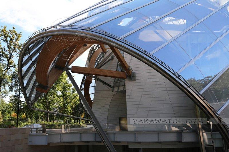 Architecture -Vuitton Fundation - Paris France