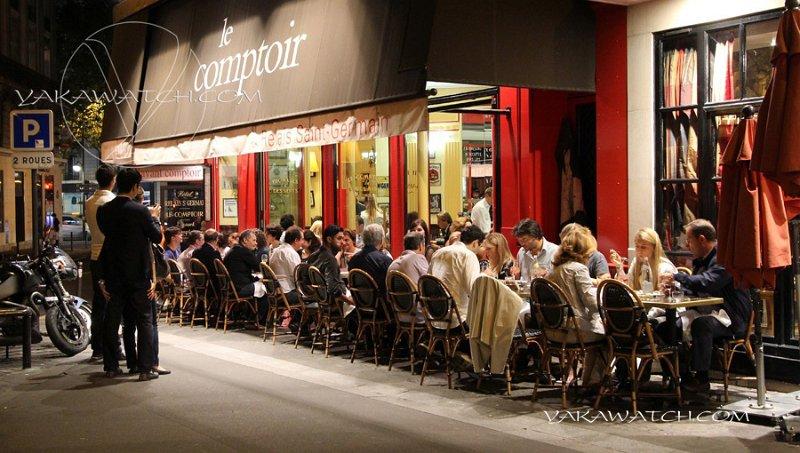 Art de Vivre - Le Comptoir, brasserie parisienne