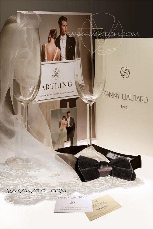 Invitation showroom mode Fanny Liautard - Artling