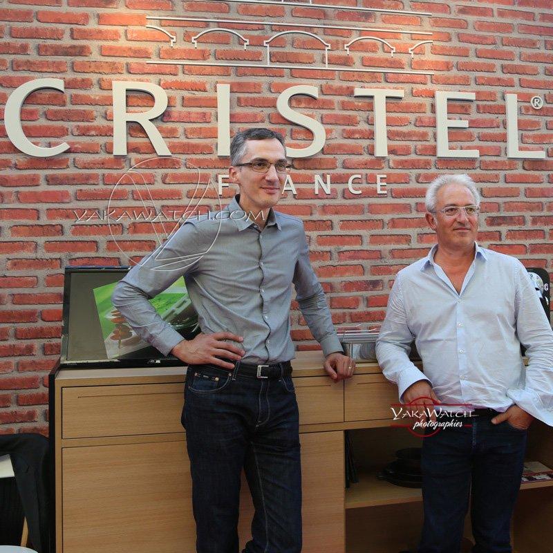 Stand Cristel - Portraits Salon Taste of Paris