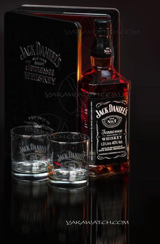 Studio - Style - Jack Daniel's box