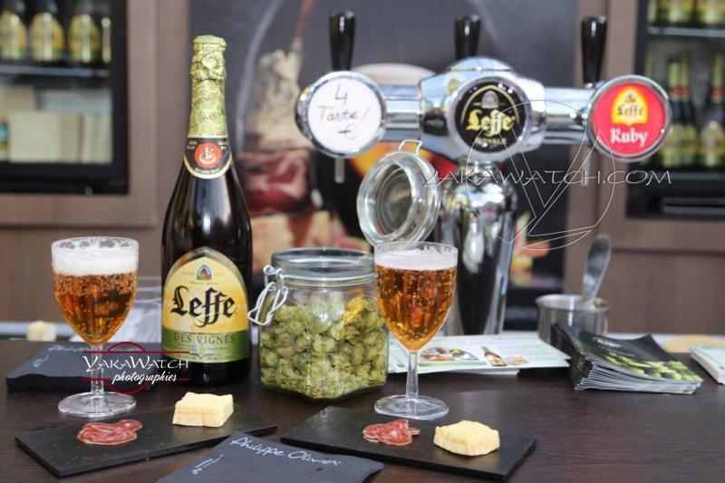Leffe - La bière des Vignes - Salon Taste of Paris