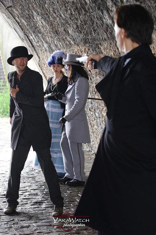 L'inconnue de la Seine - Photo de tournage - Yakawatch