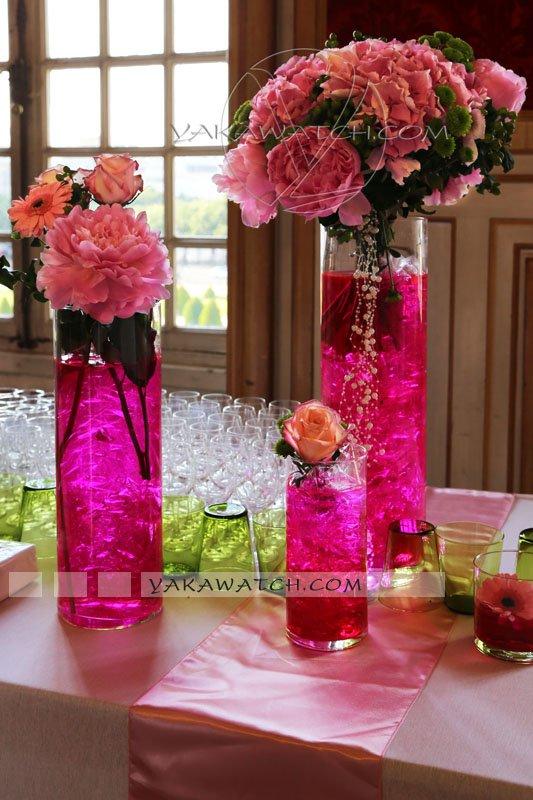 Restaurant, brasserie, traiteur, bar - Décoration florale - Buffet au Salon d'honneur des Invalides