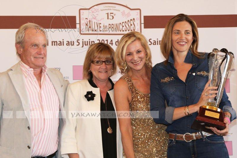 Photocall Rallye des Princesses