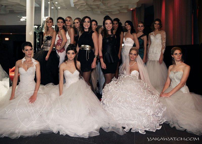 Anahid Sïnsek Couture au Renaissance - Final
