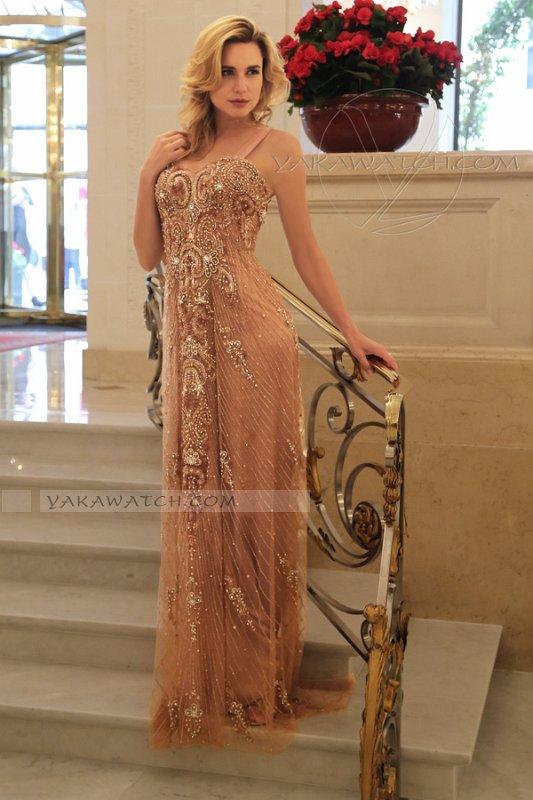 Mode - Anahid Sïnsek Couture à l'hôtel Bristol, Paris