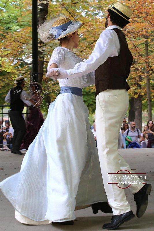 Reconstitution danse historique 2017