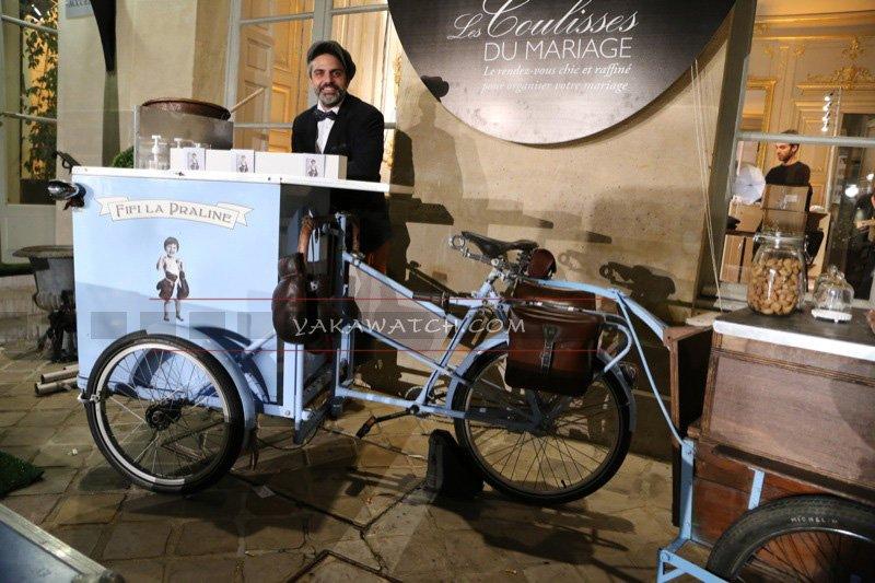 Fifi la Praline, food-truck vintage