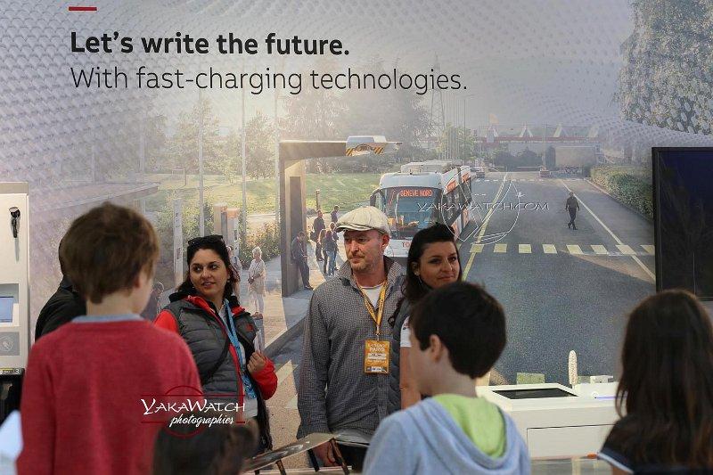 Ecrire le futur avec ABB technologies