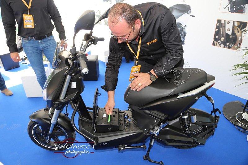 Yadea, le scooter urbain