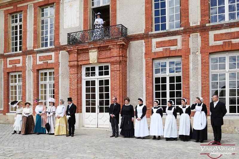 Breteuil à l'heure de l'Entente Cordiale - Reconstitution historique