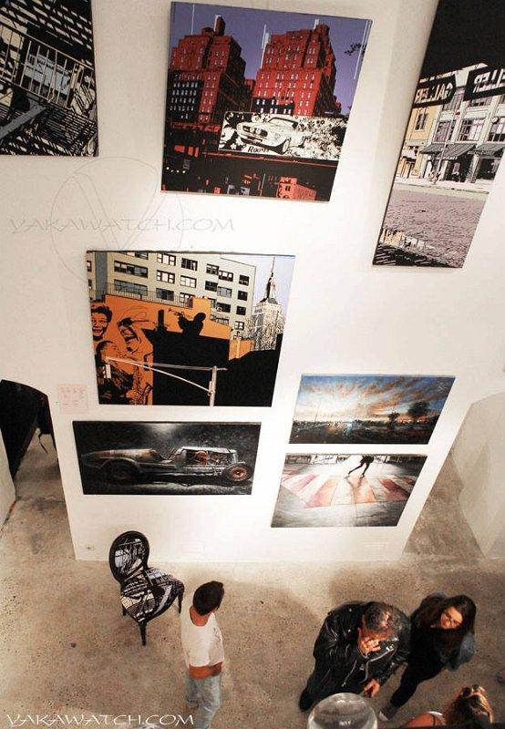 Expo Galerie de Seine