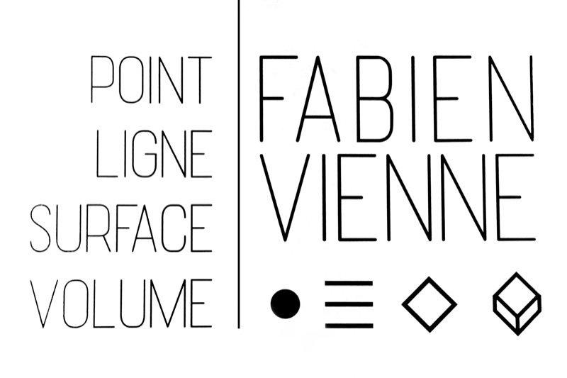 Exposition Fabien Vienne au Palais de Chaillot
