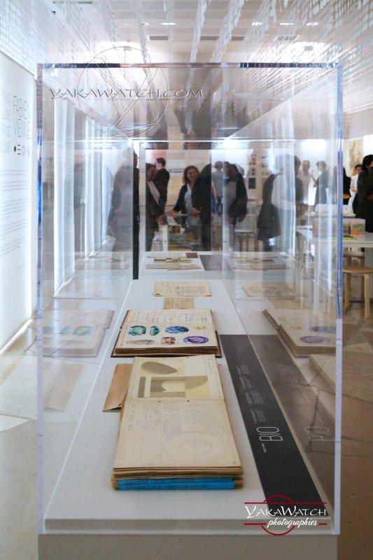 Exposition Fabien Vienne à la cité de l'architecture