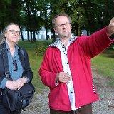 Pascale Varenne - Interview au château de Groussay avec Jean Claude Bailly
