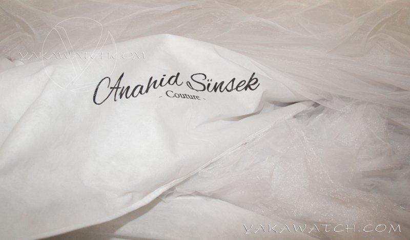 Inauguration de la maison de couture Anahid Sinsek