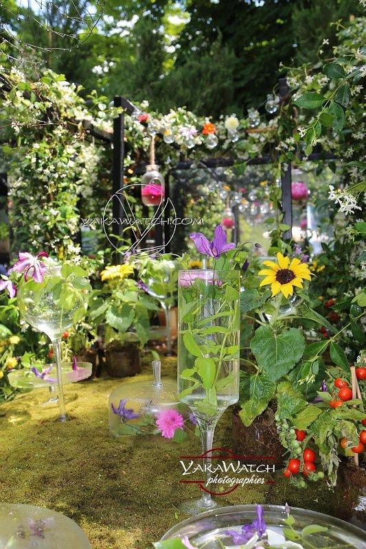 au jardin hommage à Paul Bocuse