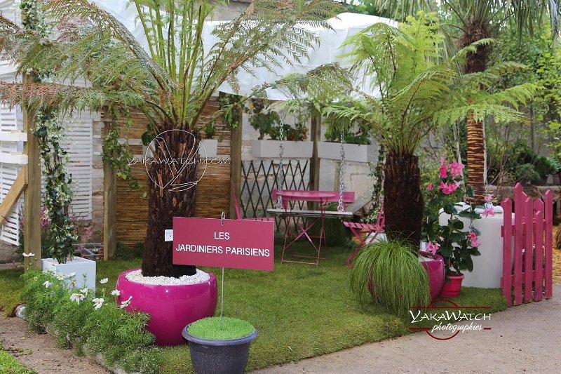 Les jardiniers parisiens