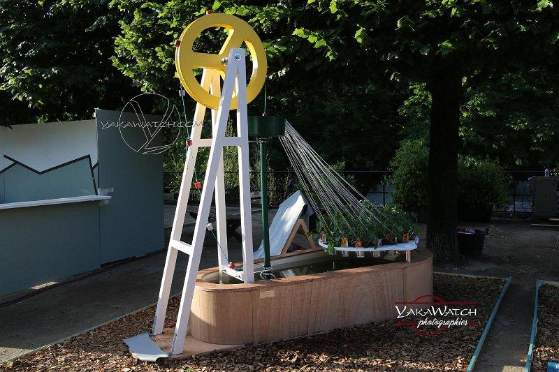 Jardins, Jardin, les jardins de l'innovation