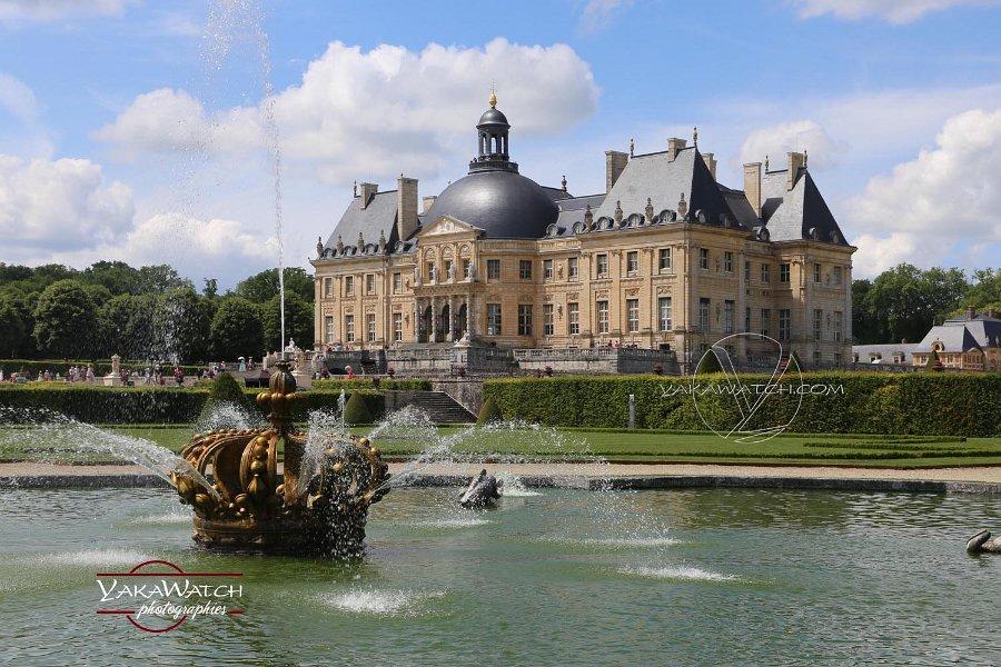 Vaux le Vicomte en majesté