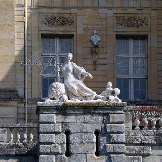 Vaux le Vicomte - Patrimoine