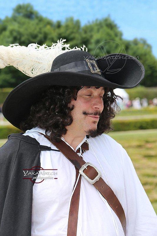 Mousquetaire - Journée Grand Siècle Vaux-le-Vicomte