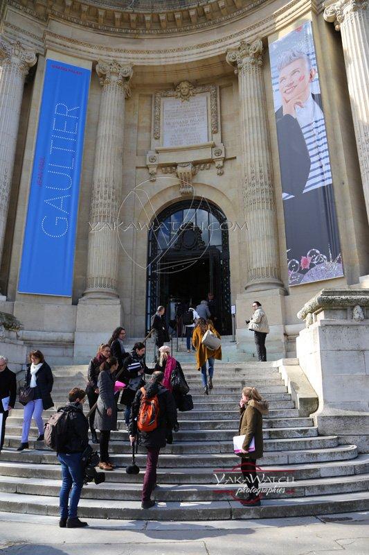Exposition Jean Paul Gaultier au Grand Palais