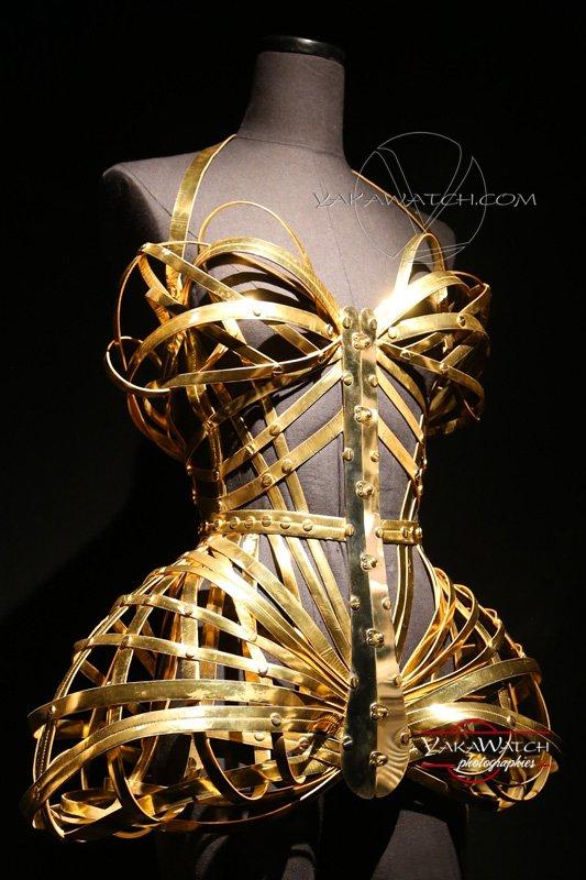 Exposition Jean Paul Gaultier au Grand Palais - Photo Reportage YakaWatch.com