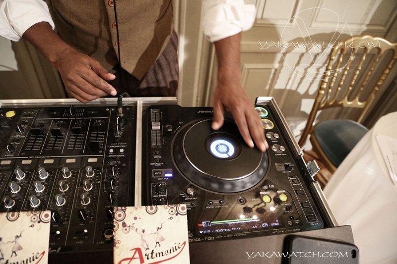 Coulisses du Mariage 2013 DJ