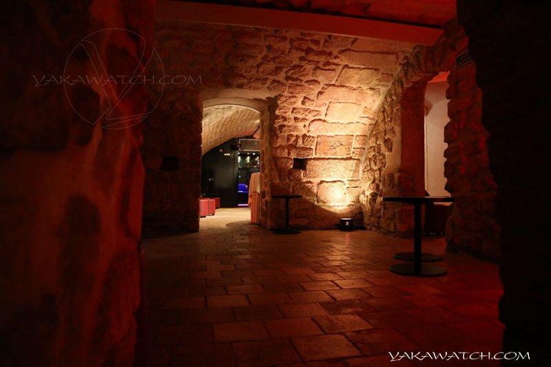 Maison des Polytechniciens - Cave voûtée ambiance lumineuse