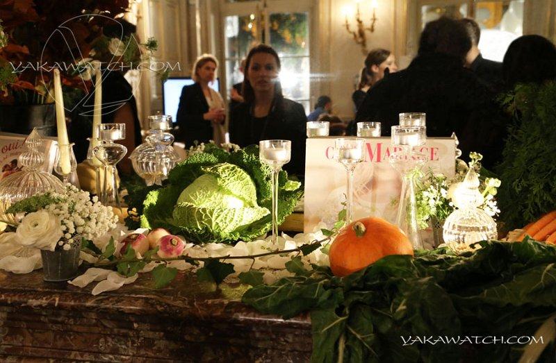 Coulisses du Mariage 2013 - Décoration florale
