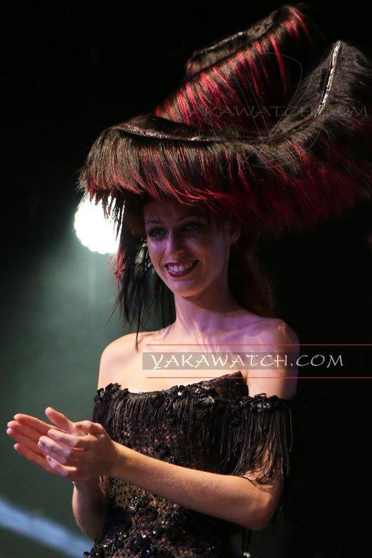 Mondial Coiffure et Beauté - Paris 2014 - Show Stephan