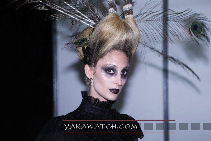 Mcb paris 2014 coiffures en sc ne ma plume webmag - Salon de la coiffure porte de versailles ...