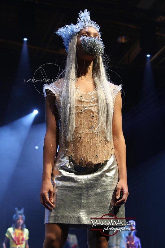 Duality, le show Toni & Guy, MCB Paris 2017. Coiffage édito.