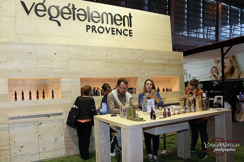 Le stand de Végétalement Provence au MCB Paris 2017