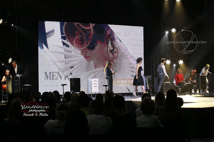 Concours de coiffure Emergent Talent Salon MCB Paris 2018