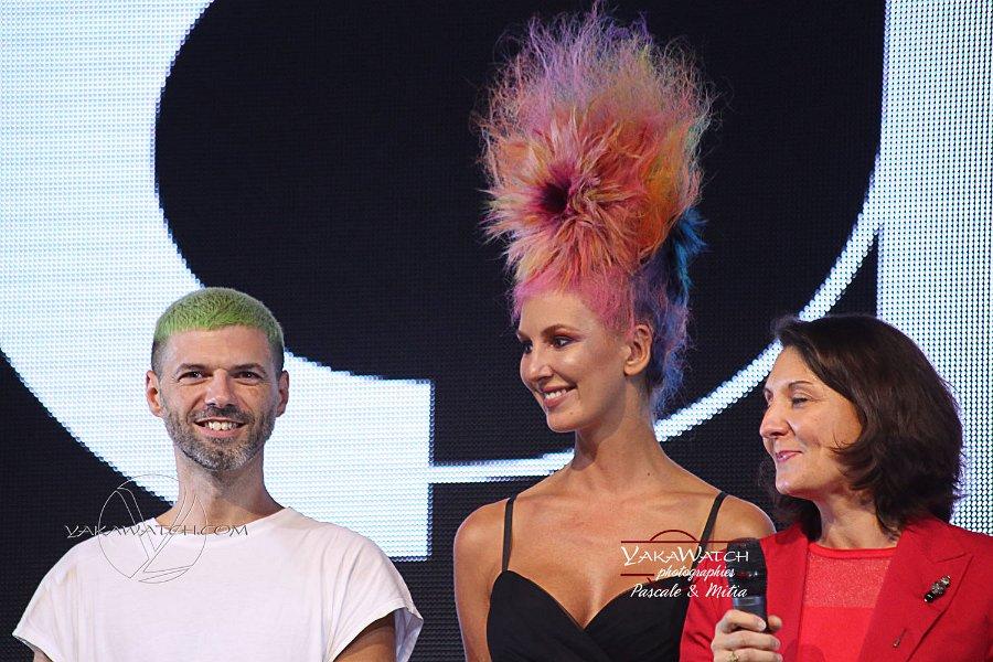 Emergent Talent - Laurent Micas, et son modèle