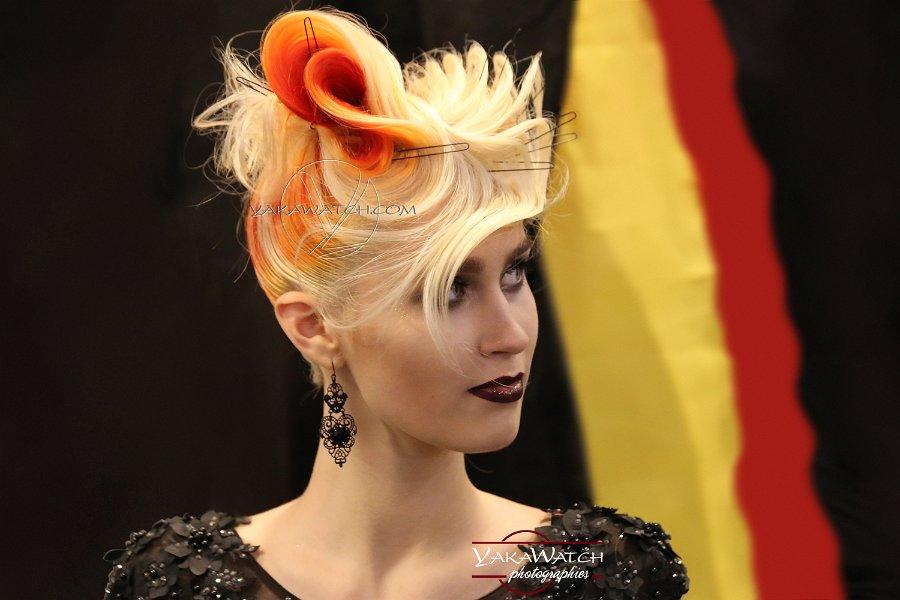Concours OMC Hairworld 2018 Salon MCB Paris 2018